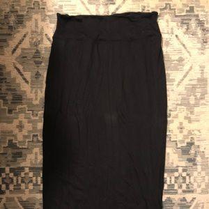 Leith Midi Body-Con Skirt